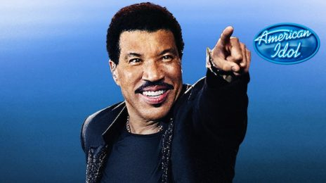 Official: Lionel Richie Joins 'American Idol'