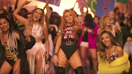 New Video: Little Mix - 'Power (ft. Stormzy)'