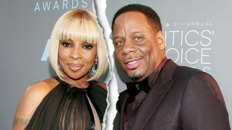 Mary J. Blige's Ex-Husband Continues Instagram Rant:  'Stop All This Negative Nonsense'