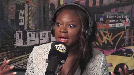 Naturi Naughton Spills On Adrienne Bailon Apology, 'Power' Season 4, 'Empire' & More
