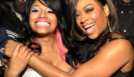 Nicki Minaj Teases Trina Collaboration
