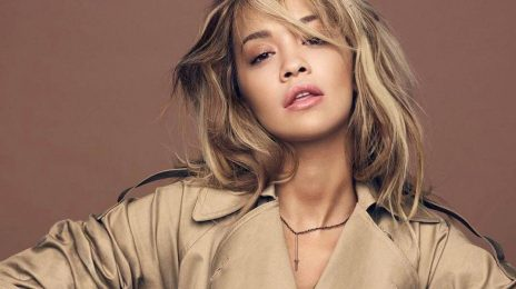 Hot Shots: Rita Ora Shoots 'Your Song' Video