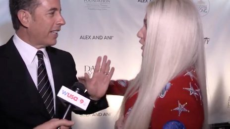 Ke$ha Fans Continue To Slam Jerry Seinfeld For REFUSING To Hug Her