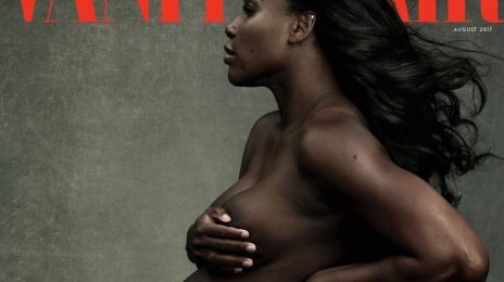 Breathtaking! Serena Williams Covers Vanity Fair [Full Shoot]