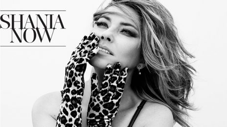 'Life's About To Get Good':  Shania Twain Drops First Official Single In 15 Years
