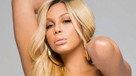 Tamar Braxton Previews New Song 'Rather Go Blind'