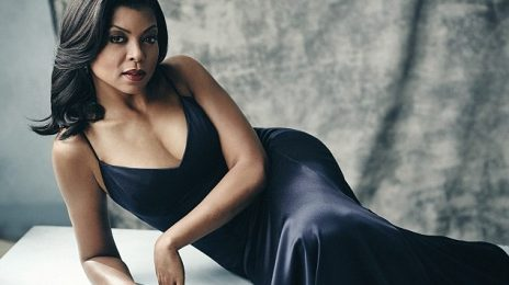 "Taraji P. Henson Responds To Ryan Seacrest ""Chin"" Drama"