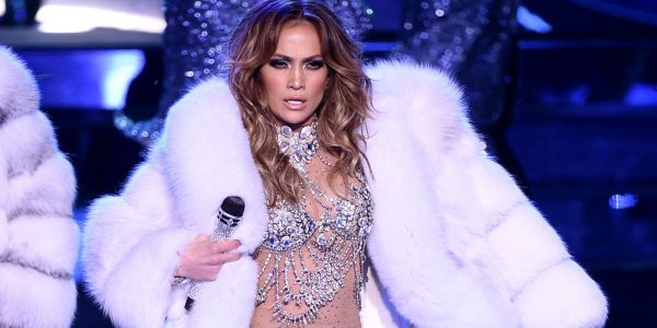 Jennifer Lopez Unveils It S My Party North American Tour