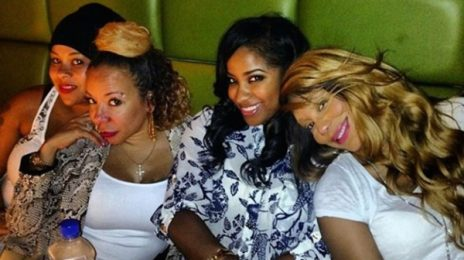 Toya Wright to Tamar Braxton:  'You Are the Fakest B*tch I Know!' #ICYMI