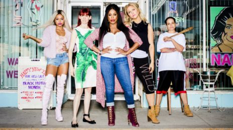 Niecy Nash & Karrueche Tran's 'Claws' Premieres To Moderate Ratings