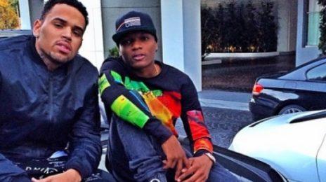 New Song: WizKid & Chris Brown - 'African Bad Gyal'