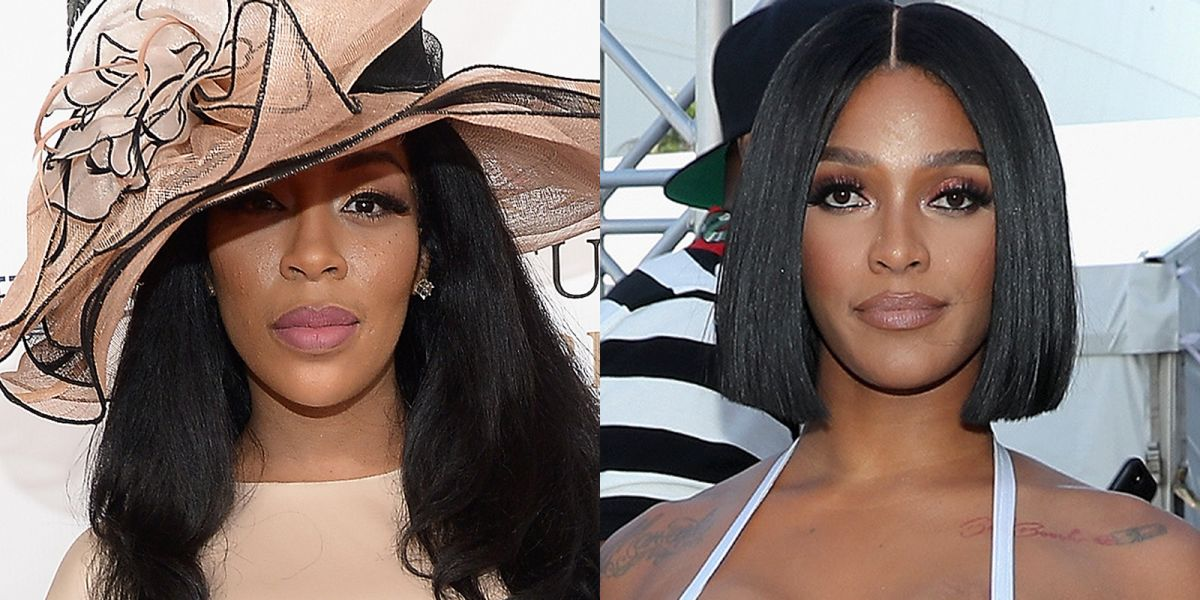 Social Media Scorches K. Michelle Over Joseline Hernandez ... K Michelle And Joseline Hernandez