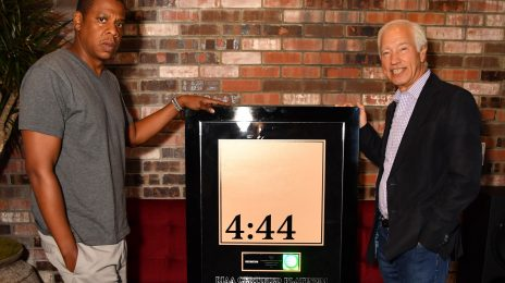 JAY-Z's '4:44' Officially Certified Platinum By The RIAA