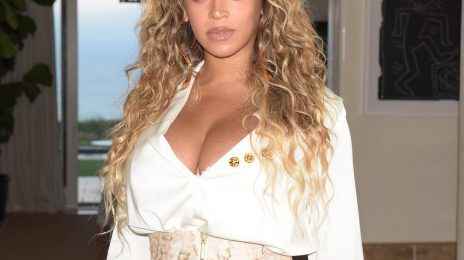 Snapback! Beyonce Makes First Public Appearance Since Birth Of Twins