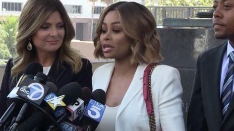 Blac Chyna Secures Restraining Order Against Rob Kardashian