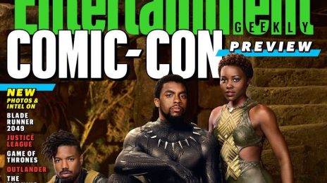 First Look: Marvel's 'Black Panther' Cast Rock Entertainment Weekly [Photos]