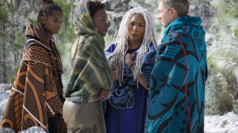 'Black Panther': African-Americans Account For 40% Of Movie's Success