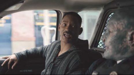 Movie Trailer: 'Bright' [Will Smith's Netflix Debut]