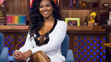 Kenya Moore Believes Nene Leakes Should Leave 'Real Housewives'