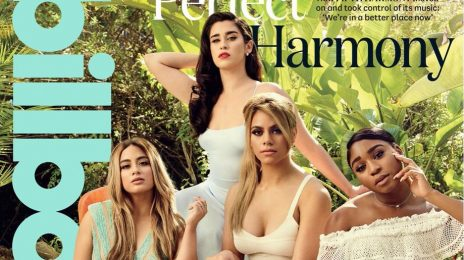 Behind the Scenes:  Fifth Harmony's Hot 'Billboard' Spread [Video]