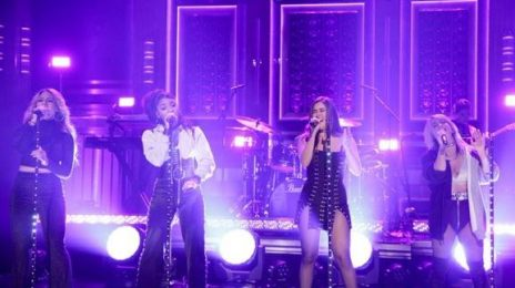 Fifth Harmony Perform 'Down' On Fallon / Announce New Album Release Date