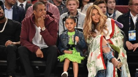 JAY-Z To Feature Blue Ivy On Physical Edition Of '4:44' [Tracklist]