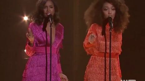 Watch: Kelly Rowland Rocks 'The Voice Australia' With 'Proud Mary'