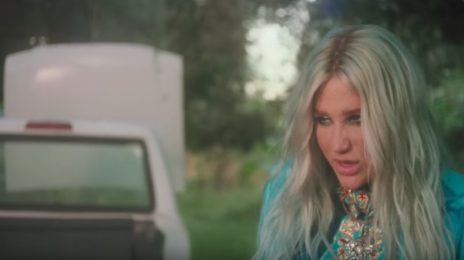 New Video: Kesha - 'Learn To Let Go'