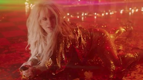 New Video: Kesha - 'Woman (ft. The Dap-Kings Horns)'