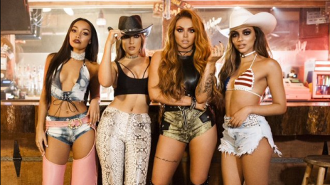 Little Mix Eye Fifth Harmony Collaboration