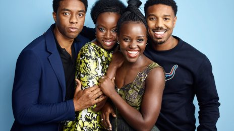 Watch: 'Black Panther' Cast Reveal Movie Secrets At Comic-Con