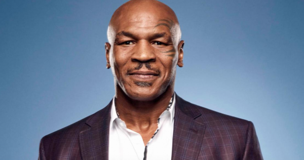 Mike Tyson Opens Up On Sexual Abuse - ..::That Grape Juice ...
