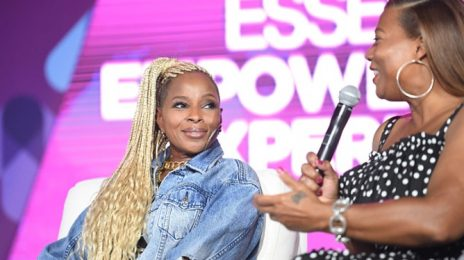 Hot Shots: Mary J. Blige Debuts New Braids At Essence Festival