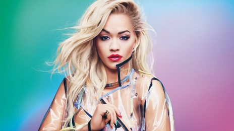 Rita Ora Shoots Video For New Single 'Anywhere' / Will Debut At MTV EMA 2017