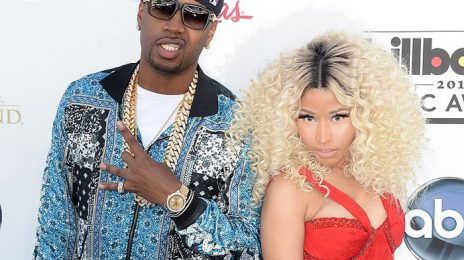 Twitter Reacts To Safaree's Heartfelt Message To Nicki Minaj:  'You Were Supposed To Have My Child'