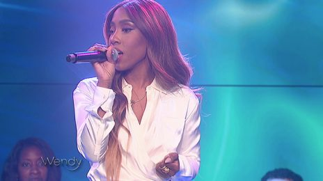 Sevyn Streeter Takes ' I Do' To 'Wendy Williams'