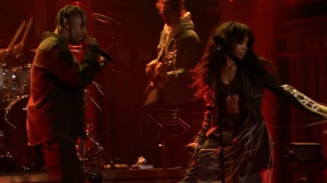 Watch: SZA Lights Up 'Fallon' With 'Love Galore' Live [Performance]