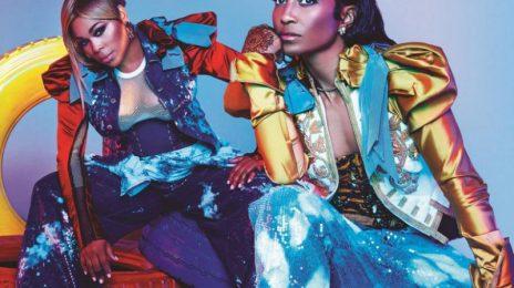 TLC Talk Vegas Residency, Beyonce, Ed Sheeran's 'No Scrubs' Sample, & More