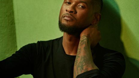 Usher Home Robbed / Thieves Steal Surveillance Footage