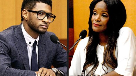 Usher's Ex-Wife Tameka Foster Weighs In On His Herpes Lawsuit #ICYMI
