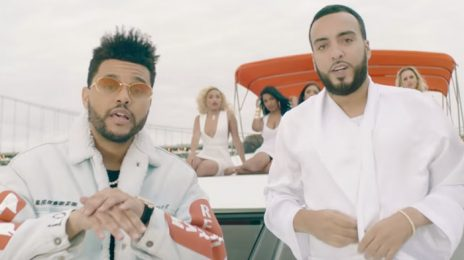 New Video:  French Montana Ft. The Weeknd & Max B - 'A Lie'