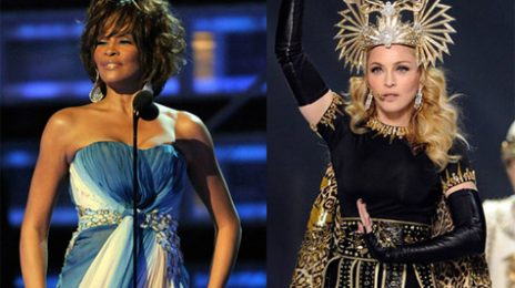 Madonna Slams Whitney Houston In Never-Before-Seen Letter