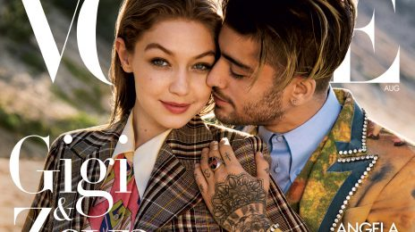 ZAYN Covers Vogue With Gigi Hadid