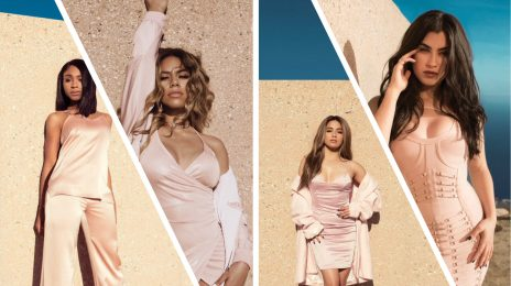 Fifth Harmony Scorch In New Album Promo Pics