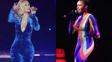 "Did You Miss It?:  Iggy Azalea Claps Back at ""Crusty"" Azealia Banks After Record Deal Diss"
