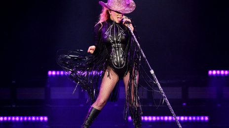 Lady Gaga's 'Joanne World Tour' Looking To Gross Upwards of $100 Million