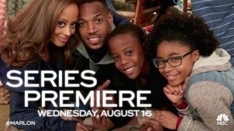 NBC's 'Marlon' Premieres To Big Ratings