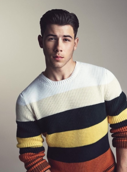 Image result for nick jonas insta