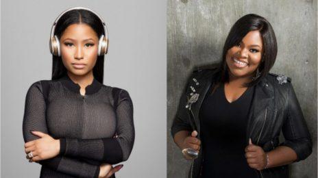 New Song:  Tasha Cobbs & Nicki Minaj - 'I'm Getting Ready'