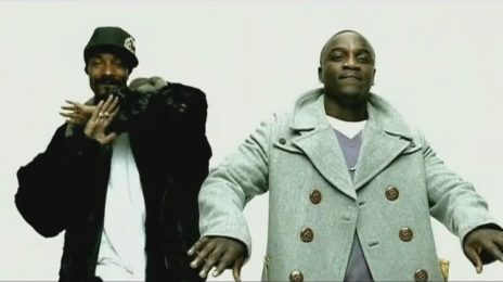 From The Vault: Akon - 'I Wanna Love You (ft. Snoop Dogg)'